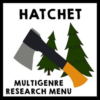 Hatchet - Canadian Wilderness Multigenre Research Menu