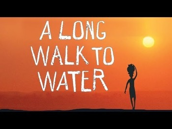 A Long Walk to Water Writing, Research, and End of Unit Ac