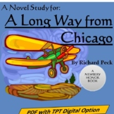 A Long Way From Chicago, by Richard Peck: Novel Study Packet