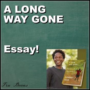 A Long Way Gone Essay
