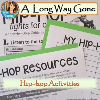 A Long Way Gone--Hip-Hop Activities