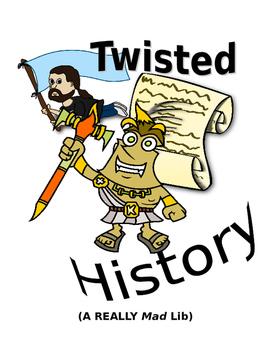 A Mad History of the World Mad Lib Jigsaw