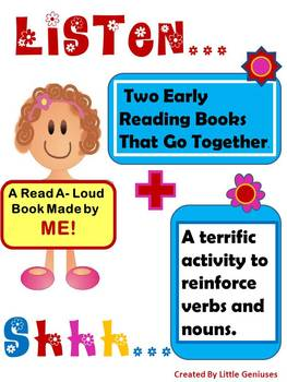 Let's Make a Story~ With Nouns and Verbs