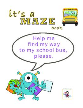 A Maze Book