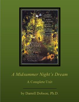 A Midsummer Night's Dream: Complete Unit with questions, n