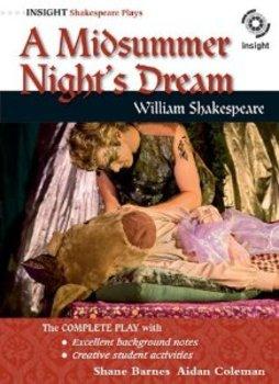 A Midsummer Night's Dream (Insight Shakespeare Plays)