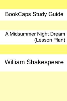 A Midsummer's Night Dream: Teacher Lesson Plans