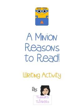 A Minion Reasons to Read!
