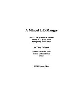 A Minuet in D Manger