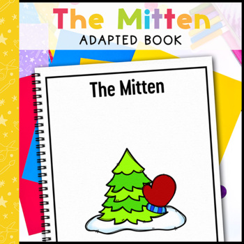 A Mitten: Adapted Book for Early Childhood Special Education