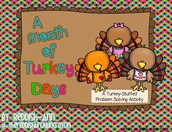 A Month of Turkey Days