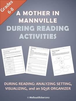"""""""A Mother in Mannville"""" During Reading Activities"""