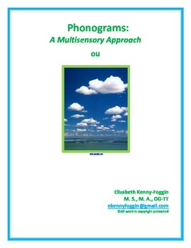 """Diphthong  """"ou"""": A Multisensory Approach"""