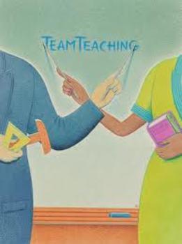 A Myriad of Scheduling Ideas for Teachers and Team Teachers