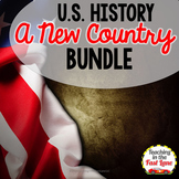 A New Country BUNDLE {U.S. History}
