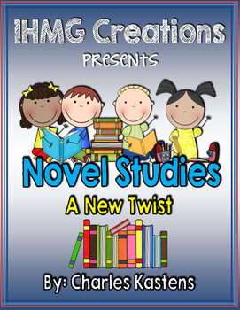 Novel Studies-A New Twist (Common Core)