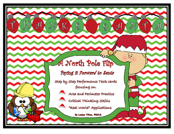 A North Pole Flip:  An Area and Perimeter Performance Task