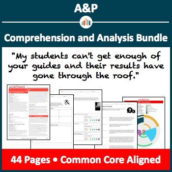 A&P – Comprehension and Analysis Bundle