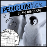 A Penguin Hop! Common Core Aligned Language Scavenger Hunt!