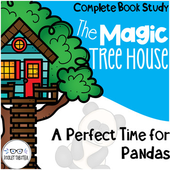 A Perfect Time for Pandas Guided Reading Novel Unit