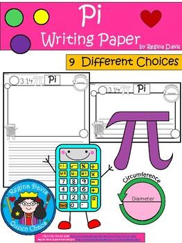 A+ Pi ... Writing Paper
