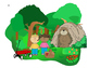 A Picnic in the Woods- Who/What Questions Lesson Plan
