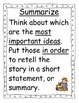 A Place to Play Focus Wall Posters 1st Grade Reading Stree