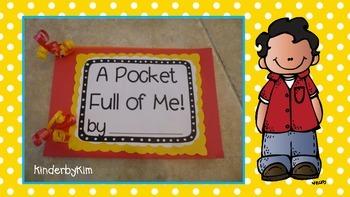 A Pocket Full of Me I Teach K Make and Take 2014