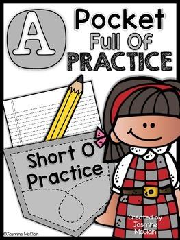 A Pocket Full of Practice-Short O