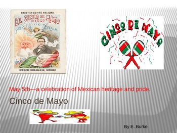 A Power Point On Cinco De Mayo,
