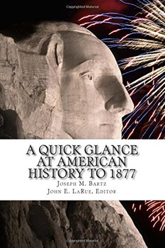 A Quick Glance at American History to 1877 Textbook