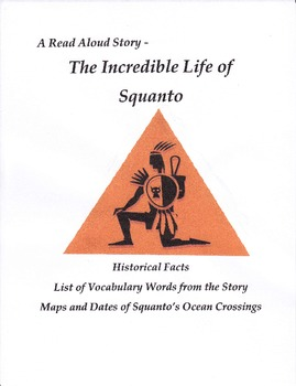 A Read Aloud Story - The Incredible Life of Squanto