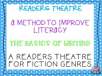 A Readers Theatre for Kids
