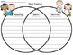 A+ Reading & Writing: Venn Diagram...Compare and Contrast