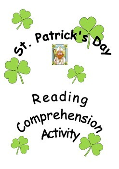 A Reading Comprehension Scavenger Hunt for St. Patrick's Day