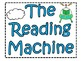 A+ Reading Machines...Making Reading Fun For Students