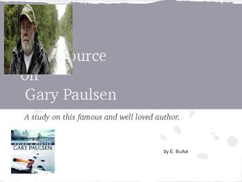 A Resource-Gary Paulsen