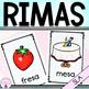 Rimas - Palabras que riman en espanol/Spanish Rhyming Words