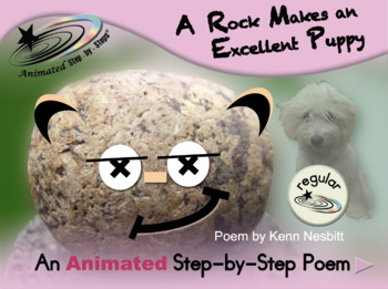 A Rock Makes an Excellent Puppy - Animated Step-by-Step Po