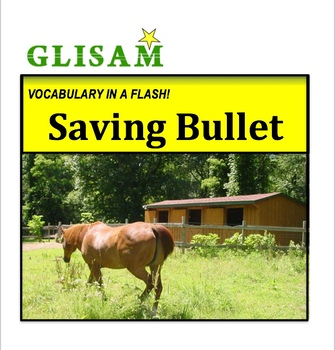 SAVING BULLET: a short story to build vocabulary in strugg