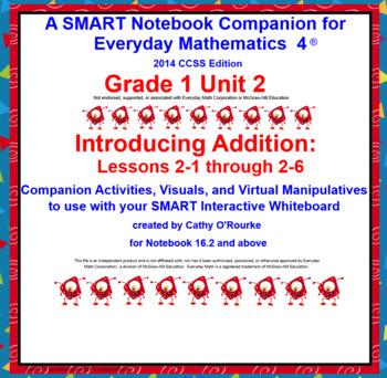 A SMARTboard Companion for Everyday Math 4 2014 CCSS Ed. G