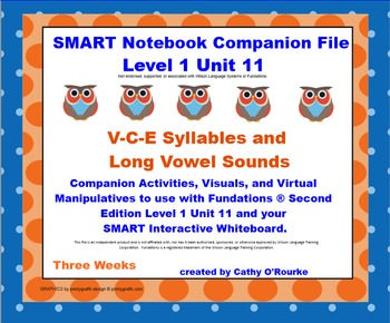 A SMARTboard Second Edition Level 1 Unit 11 Companion File