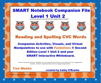 A SMARTboard Second Edition Level 1 Unit 2 Companion File
