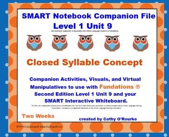 A SMARTboard Second Edition Level 1 Unit 9 Companion File