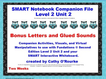 A SMARTboard  Second Edition Level 2 Unit 2 Companion File