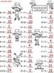 A+ Scarecrow Doubles Addition: Doubles Plus One, Doubles Minus 1