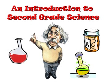 A Second Grade Introduction to Science (Smartboard and Pri