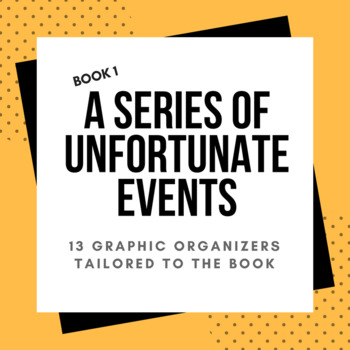 A Series of Unfortunate Events: The Bad Beginning 13 Graph