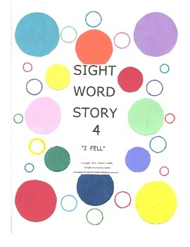 A Sight Word Story 4