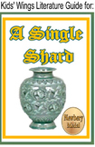 A Single Shard by Linda Sue Park, Winner of the Newbery Medal